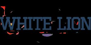 WhiteLion Bets Casino blue logo