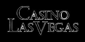 Casino Las Vegas black logo with transparent background