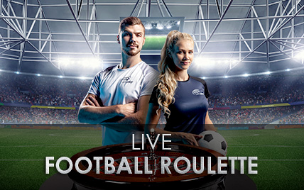 Casino Las Vegas Live Roulette Football screenshot