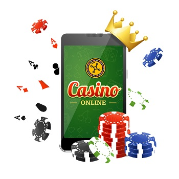 mobile casino met crown