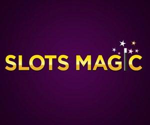 SlotsMagic casino logo 300x300