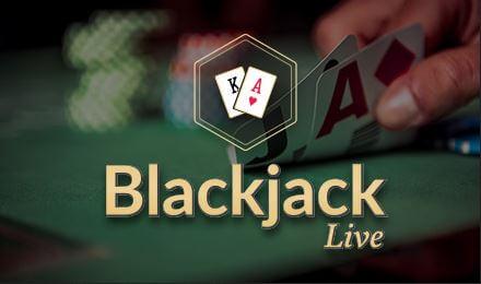 Live Blackjack by Evolution Gaming 440x260