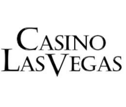 Casino Las Vegas black on white 260x220