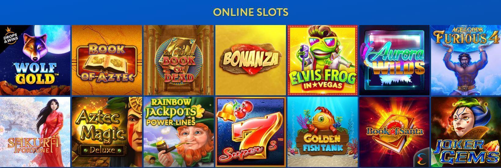 EU Slot gokkasten spellen