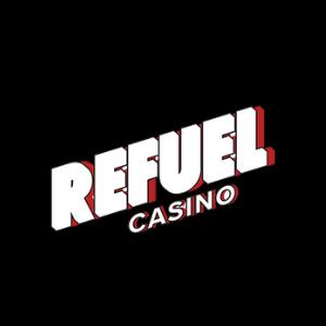 Refuel Casino Logo 300x300