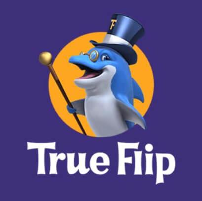 True Flip Casino logo 409x407